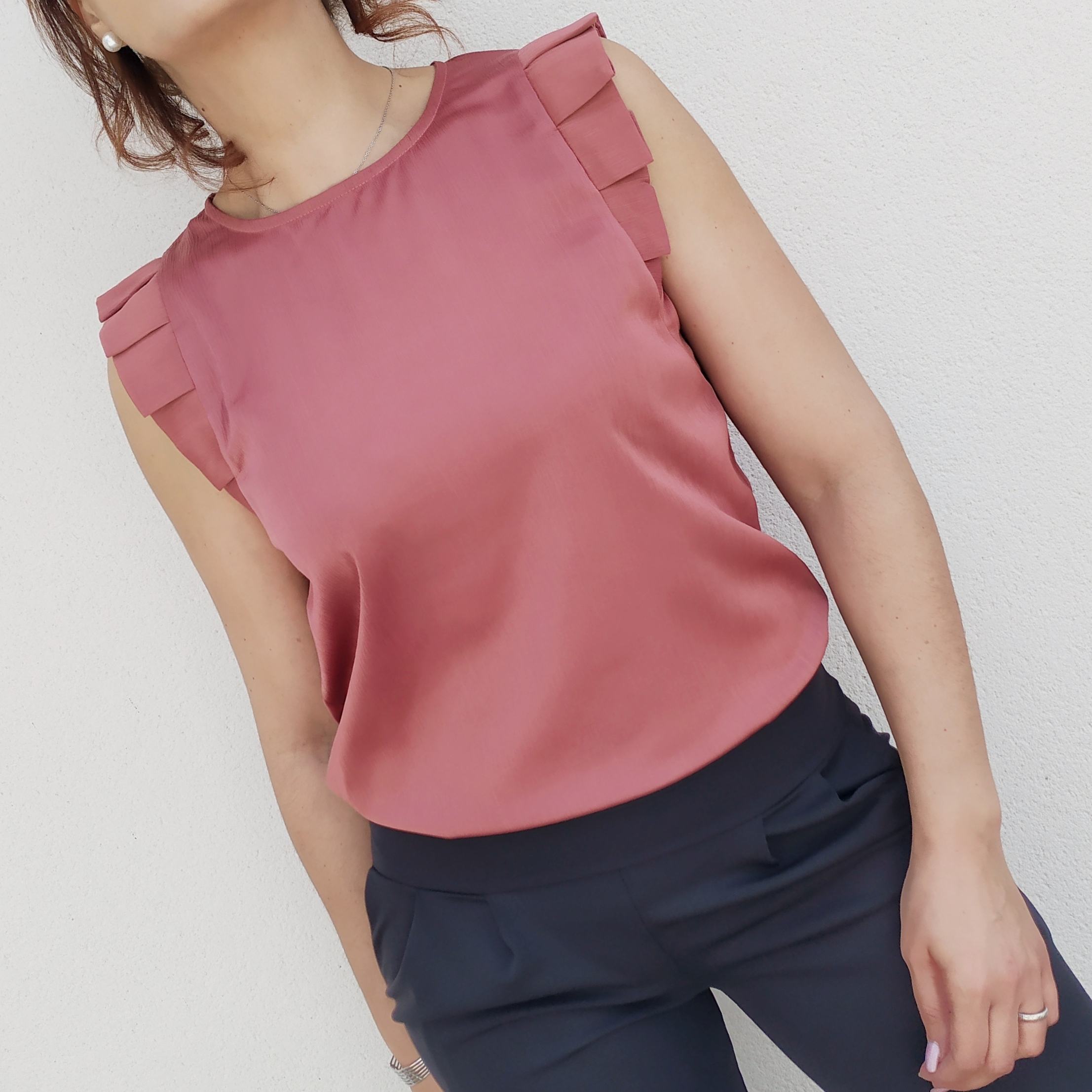 SOLANGE TOP GLAMOUR