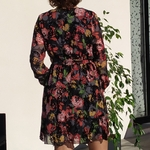 VICTORIA robe imprimé fleurs mode femme