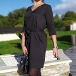 EMMA robe habillée femme chic