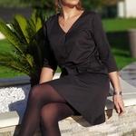 EMMA robe de bureau femme