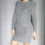 ASHLEY robe pull hiver tendance femme
