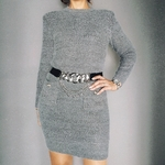 ASHLEY robe pull hiver femme