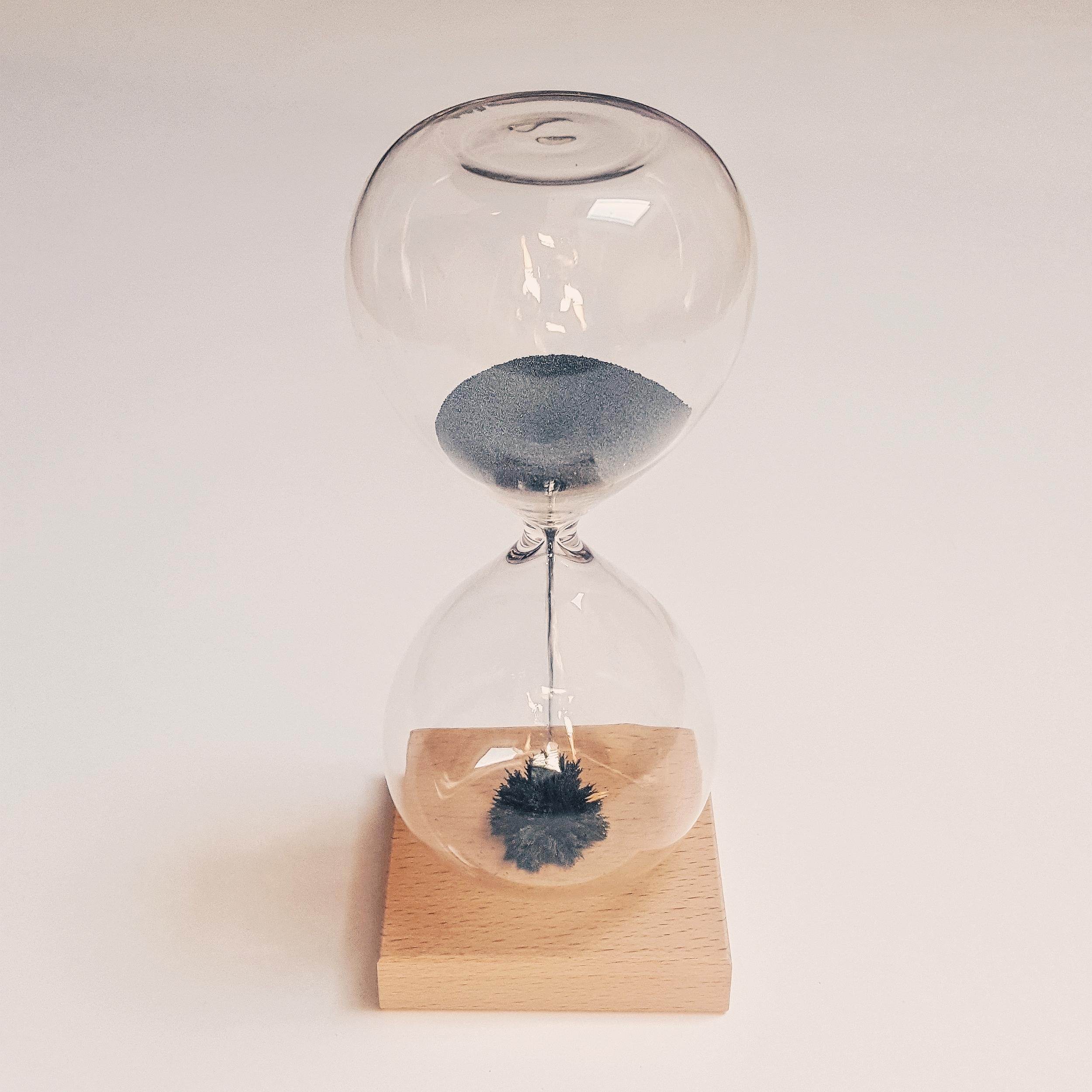 Sablier magnétique - 1 minute