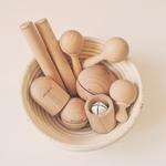 hochets en bois fabriqué en France