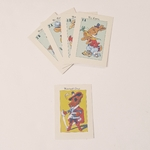 mistigri jeu de cartes en famille