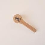 brosse manche en bois