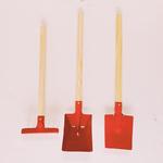 outils de jardin bois et métal