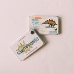 cartes mémo dinosaures