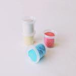 couleurs primaires pâte à modeler