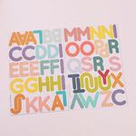 magnets lettre alphabet enfants