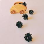 camion enfant en bois