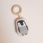 anneau de dentition pingouin