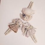 poupées lapin et souris