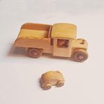 petite voiture bois