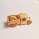 voiture enfant bois