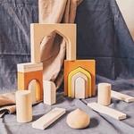 jeu construction bois château