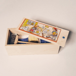balai miniature maison depoupée