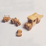 jouets en bois traditionnels