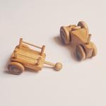tracteur et remorque jouet