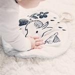 tapis bébé coton bio