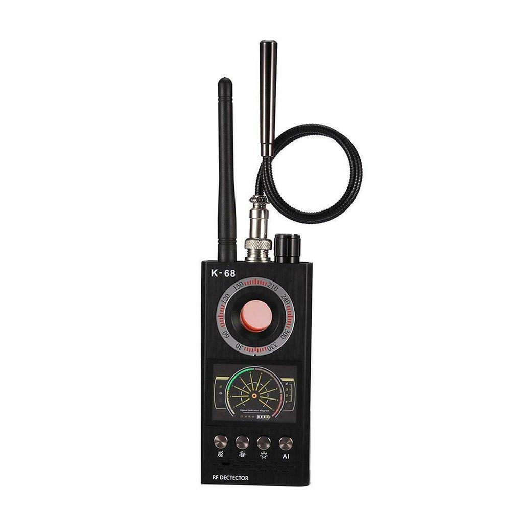 Détecteur de signaux 1Mhz-8000Mhz avec IR