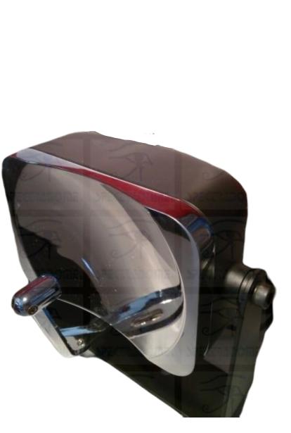 Microphone parabolique professionnel pour véhicule