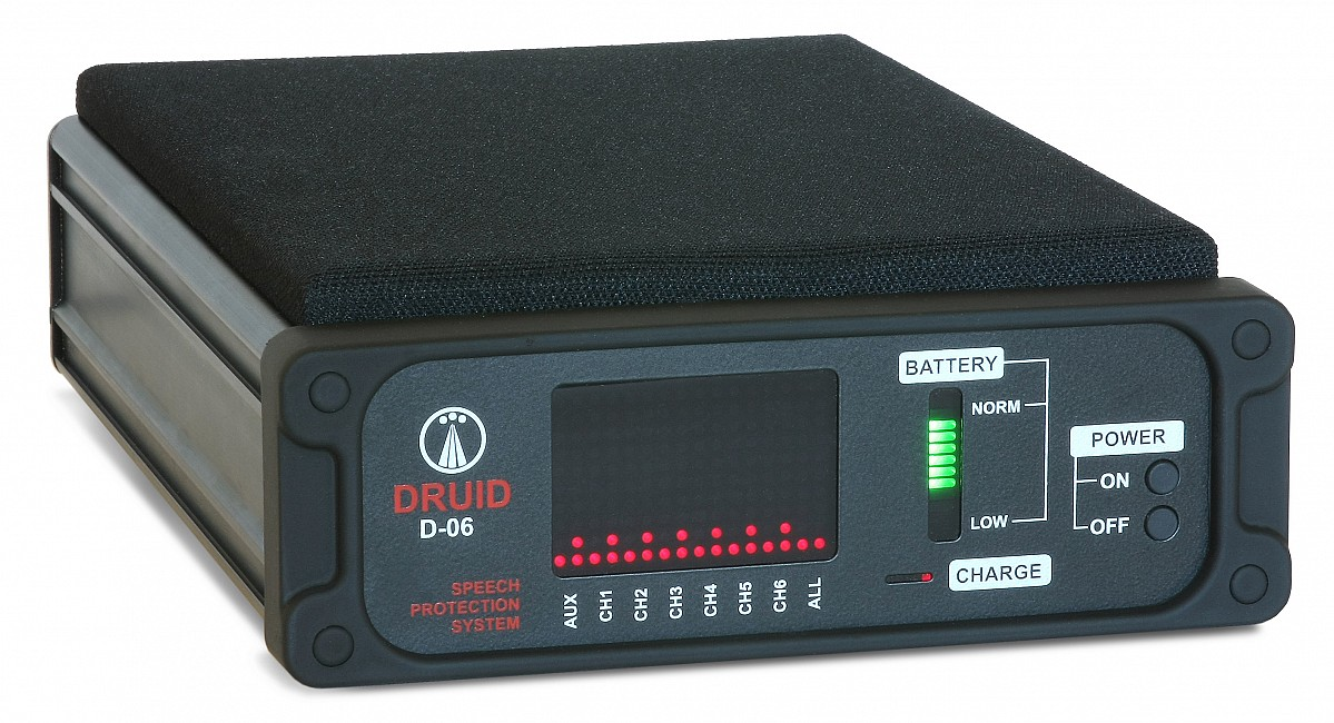 Brouilleur de voix DRUID D-06