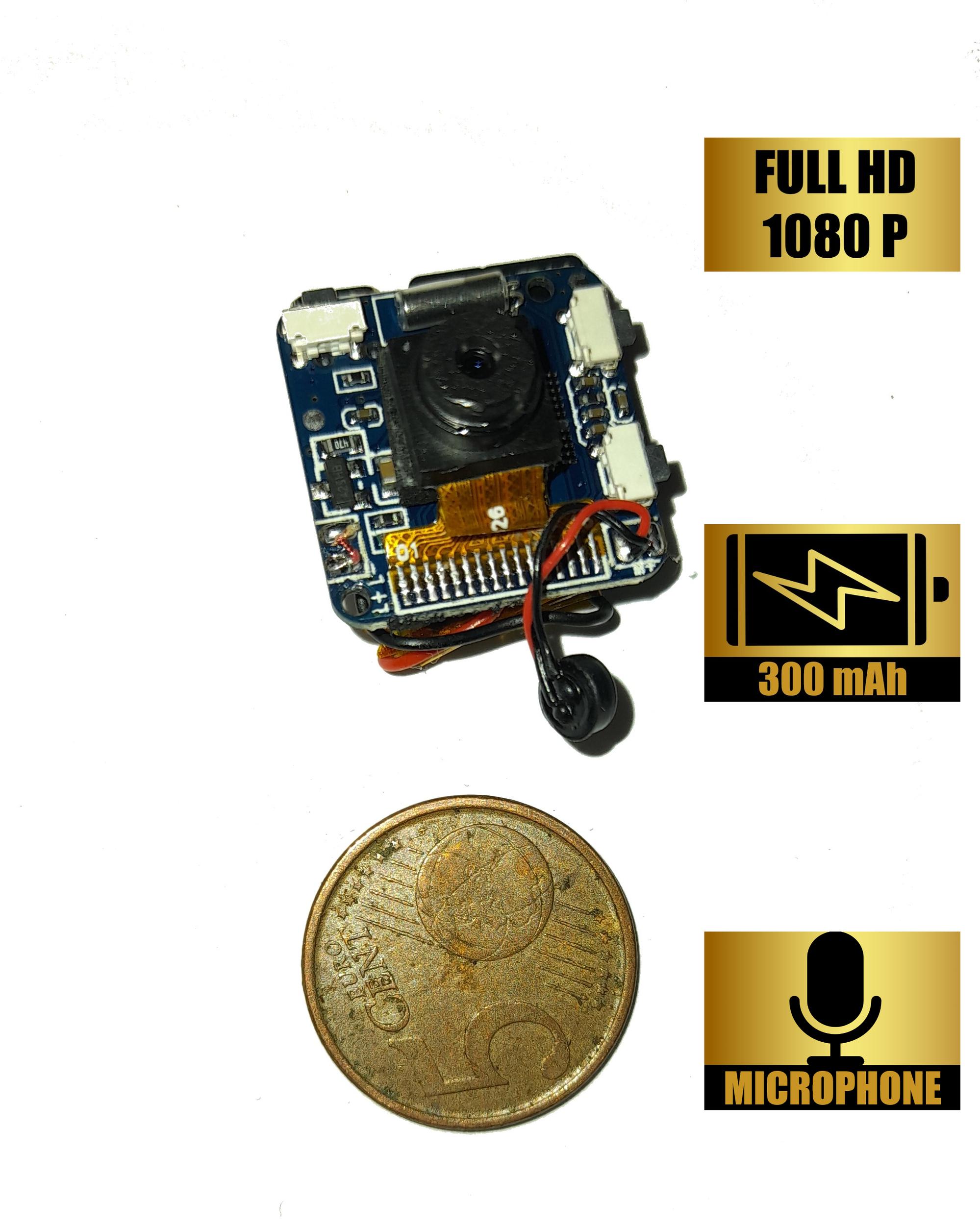 mini camera 1080P