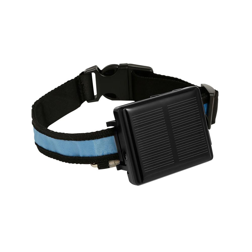 Traceur GPS solaire pour animaux 2G