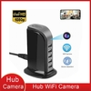 USB-chargeur-Hub-cam-ra-4K-WIFI-HD-1080P-IP-cam-ra-sans-fil-cam-ra
