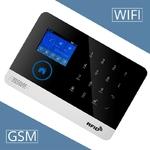 Sans-fil-SIM-GSM-maison-RFID-cambrioleur-s-curit-LCD-clavier-tactile-WIFI-GSM-syst-me