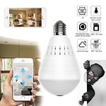 Panoramique-ampoule-cam-ra-960P-Full-HD-2mp-360-degr-s-Fisheye-Wi-fi-lampe-LED