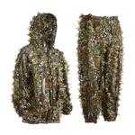 3D-feuille-chasse-vestes-pantalon-costume-Camouflage-v-tements-en-plein-air-traque-dans-la-chasse
