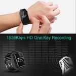 Enregistreur-vocal-num-rique-Portable-enregistrement-Audio-st-r-o-Smart-Bracelet-montre-podom-tre-HiFi