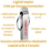 Logiciel espion Créé par Europe-Connection