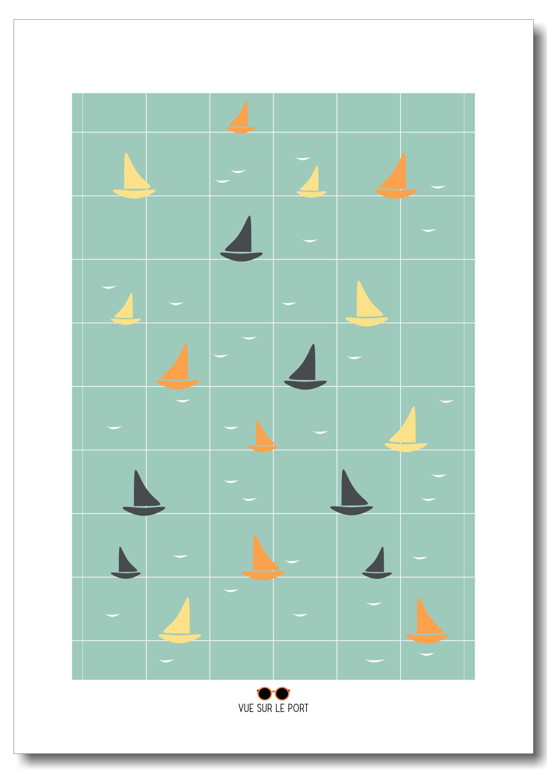bateaux etsy