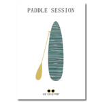 paddle rayures etsy personnalisable