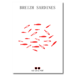 sardines etsy personnalisable