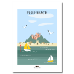 chateau costaeres etsy personnalisable