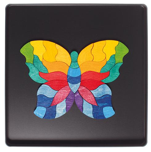 Puzzle magnétique Papillon GRIMMS
