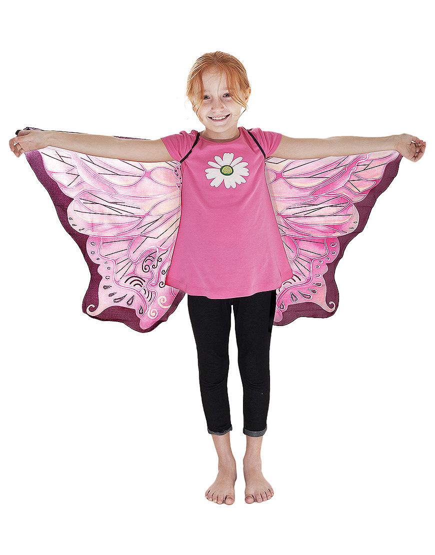 Déguisement Ailes de fée - rose - Dreamy Dress-Ups