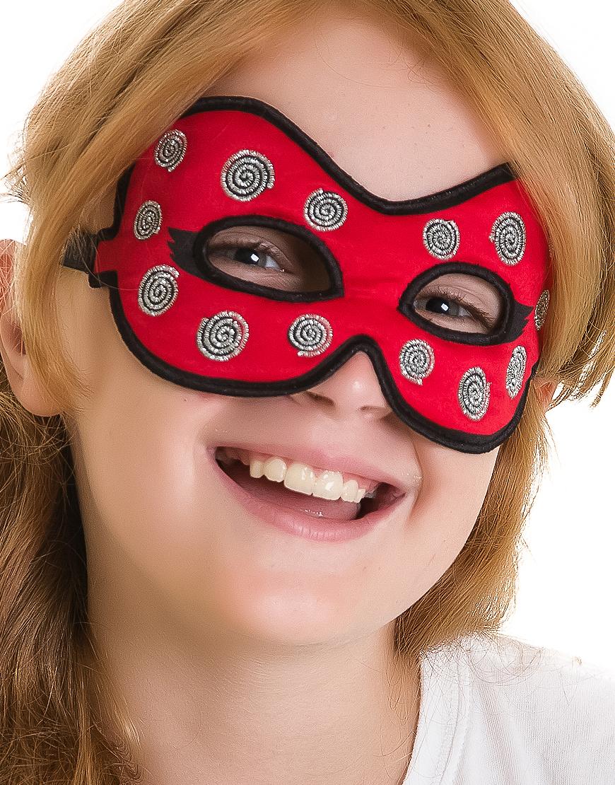 Masque de coccinelle - Dreamy Dress-Ups