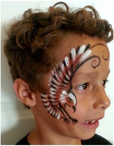Kit Maquillage artistique naturel - Natural Face Paint