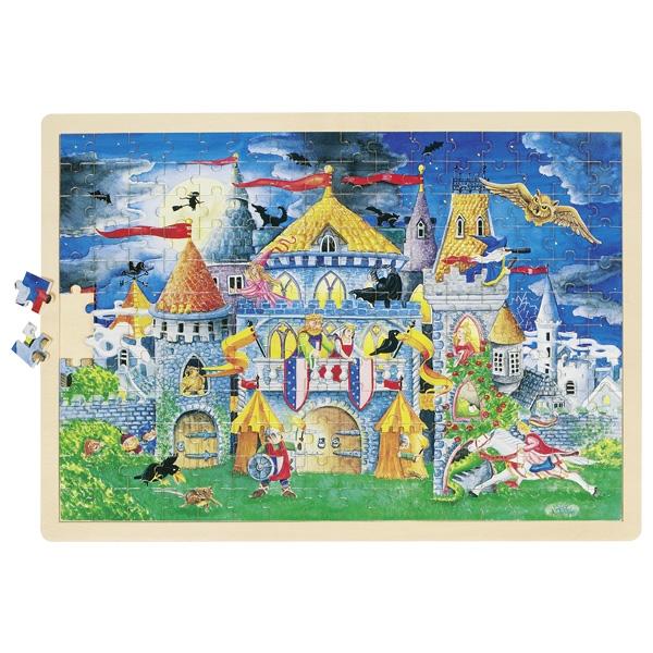Puzzle bois Conte de fée 192 pièces GOKI