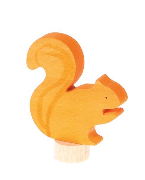 écureuil-figurine