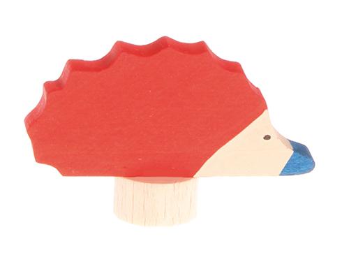 Figurine en bois hérisson Grimm\'s