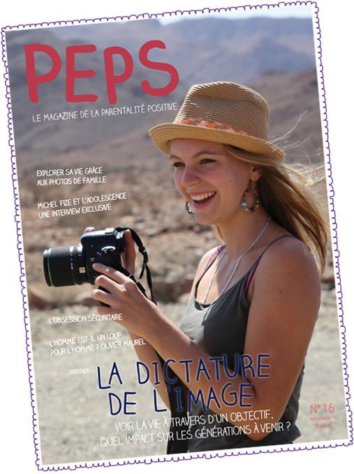 Magazine PEPS 16