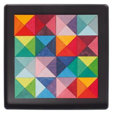 Puzzle magnétique Triangles Grimm\'s