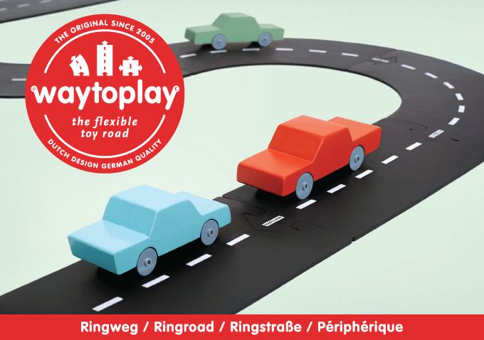 Way to Play Périphérique - 12 pièces