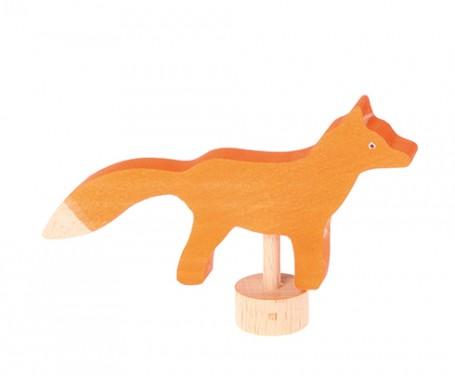 Figurine en bois Renard GRIMM\'s